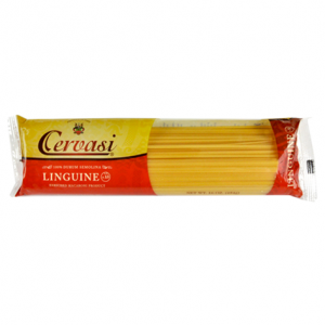 Bag of Cervasi Linguine pasta N. 13