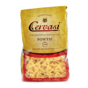 Bag of Cervasi Bowtie Pasta N. 160