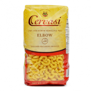 Bag of Cervasi Elbow Macaroni