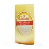Wedge of Cervasi Pecorino Romano hard Italian cheese